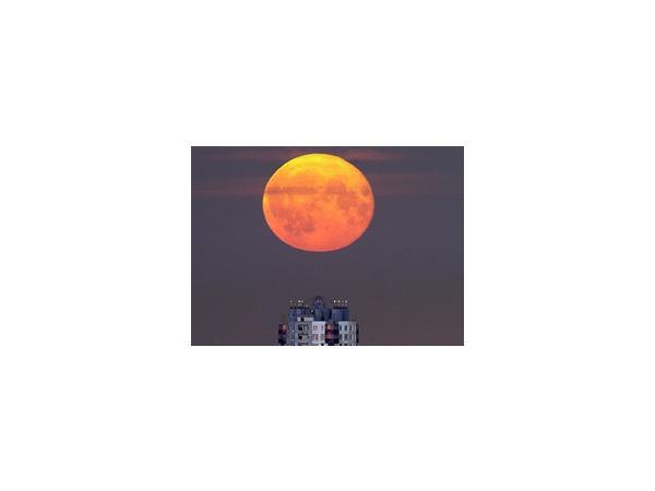 Суперлуние 12 июля 2014 в Петербурге: в городе на Неве Луна будет казаться крупнее, чем в Москве