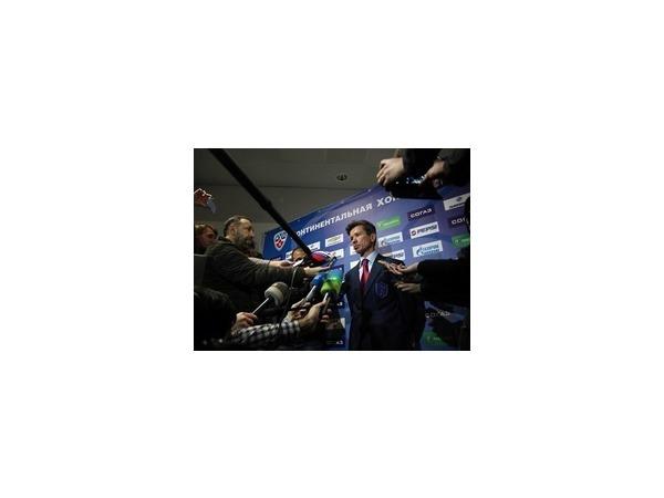 Вячеслав Быков: Тимченко хочет, чтобы мы привезли в Петербург Кубок Гагарина