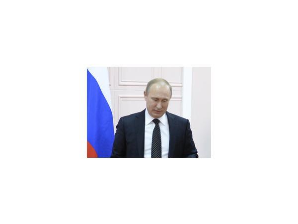 Владимир Путин проведет переговоры с президентом Бразилии