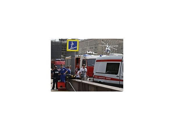 Аварию в московском метро мог спровоцировать посторонний предмет