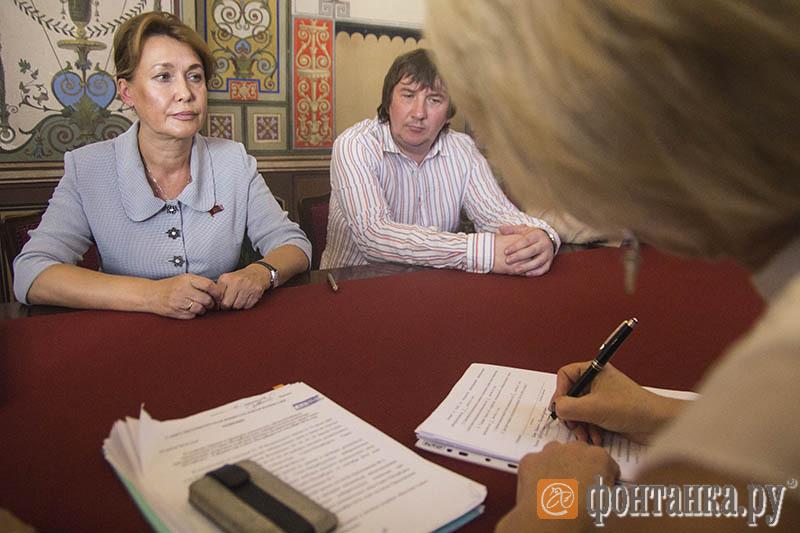 Определились соперники Георгия Полтавченко на выборах губернатора (Иллюстрация 2 из 5) (Фото: Илья Трусов)
