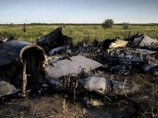 Тела погибших в результате авиакатастрофы на Украине вывезут в специальную лабораторию в Харькове (Иллюстрация 3 из 3) (Фото: rusvesna.su)