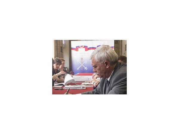 Определились соперники Георгия Полтавченко на выборах губернатора