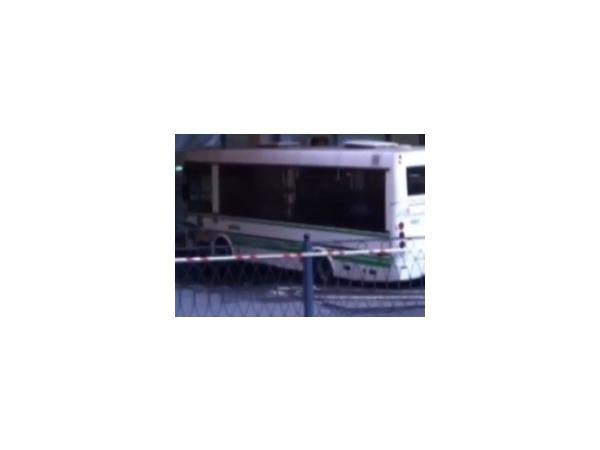 Автомобилист, подрезавший пассажирский автобус в Москве, не найден