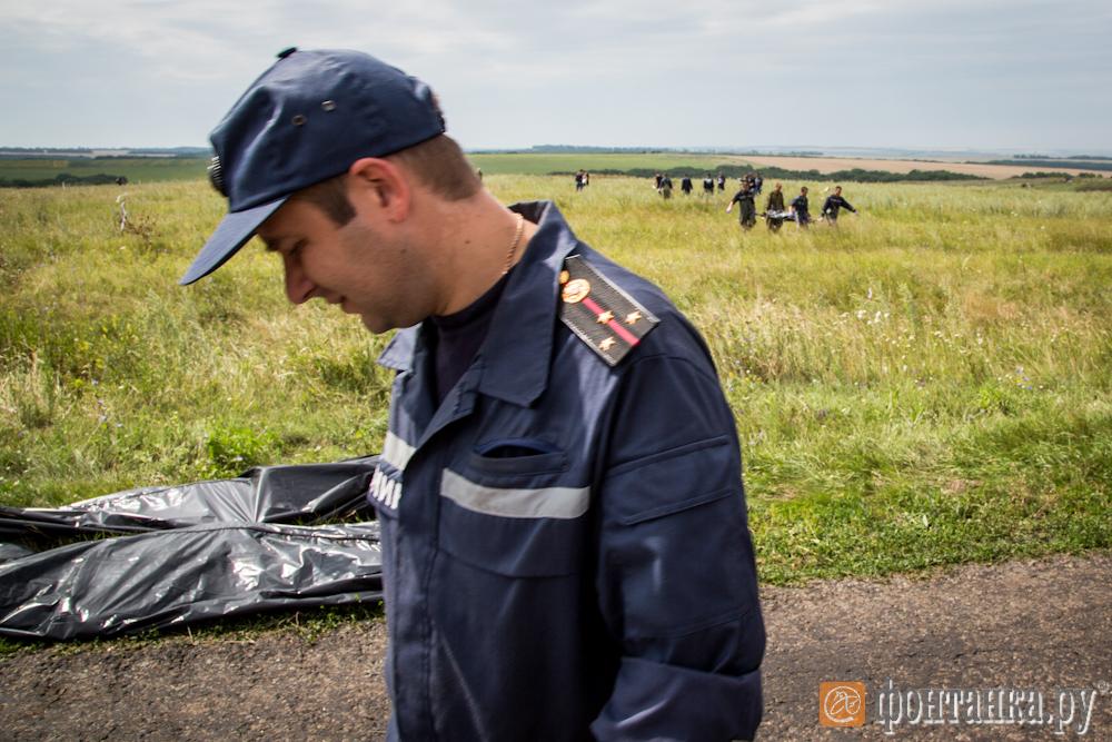 Россия подготовила свою резолюцию СБ ООН по авиакатастрофе 17 июля (Иллюстрация 2 из 3) (Фото: Петр Шеломовский)