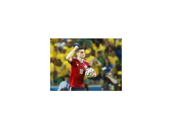 В ближайшие годы Хамес Родригес будет играть за ФК «Реал»