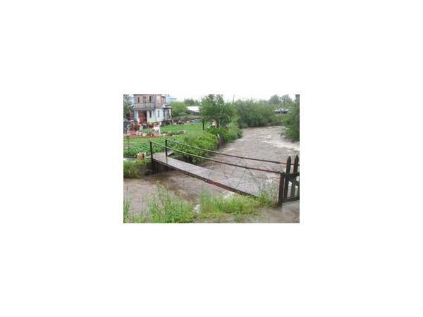 В Магадане ликвидируют последствия наводнения