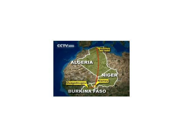 В Нигере упал пассажирский самолет авиакомпании Air Algerie