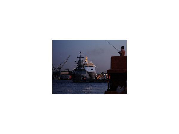 Известна программа празднования Дня ВМФ в Петербурге