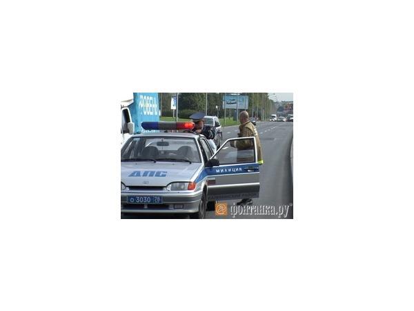 За ночь в Петербурге в результате ДТП пострадали три пешехода, еще двое погибли