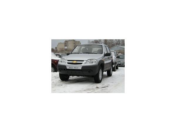 Новый Chevrolet Niva получит АКПП и передний привод
