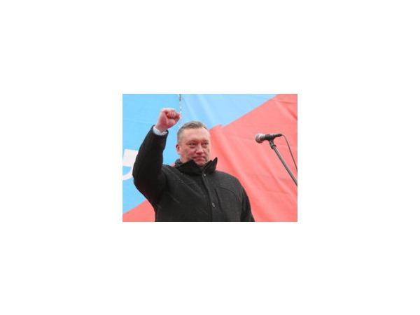Вадим Тюльпанов покидает Петербург ради ненцев