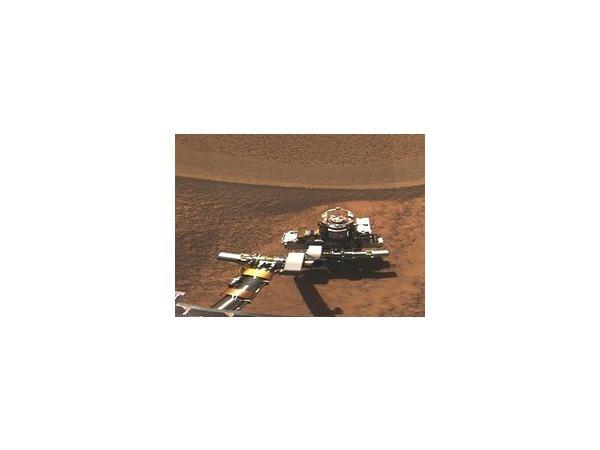 Аппарат Opportunity смог проехать по Марсу более 40 километров