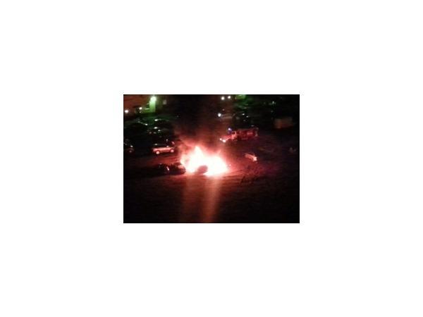 В Петербурге произошли три пожара из-за перегревшихся автомобилей