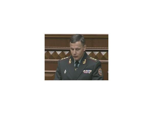 Новый министр обороны Украины пообещал провести парад победы в Севастополе и восстановить суверенитет государства