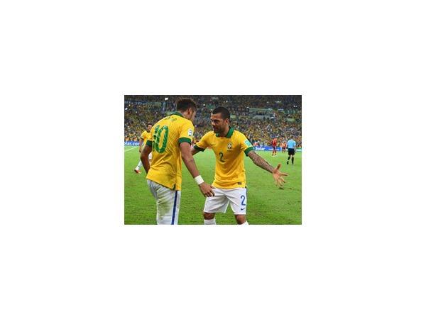 Бразилия-2014: за два шага до чемпионства