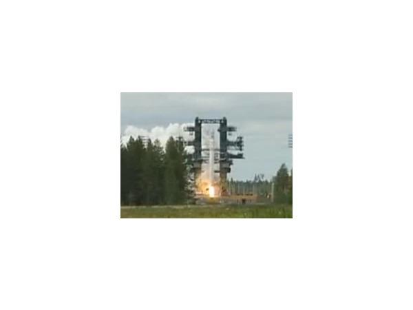 С космодрома Плесецк успешно запущена ракета-носитель «Ангара-1.2ПП»