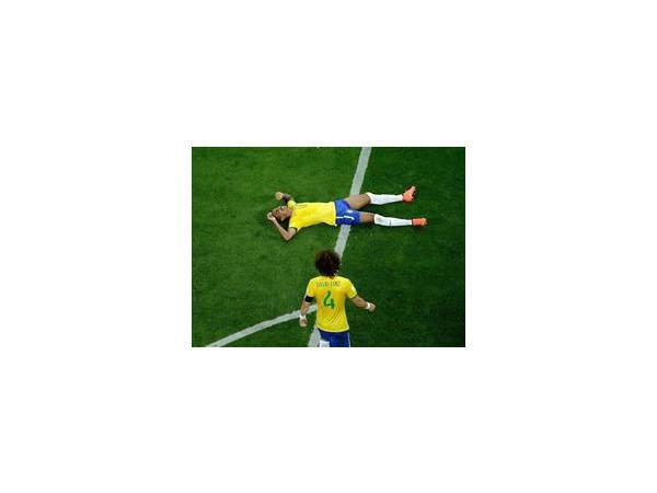 Беспорядки в Бразилии были вызваны проигрышем национальной сборной в 1/2 финала ЧМ-2014