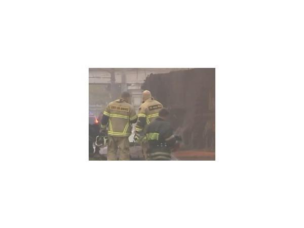 Взрывы на «Войковской» произошли из-за аварии на автокране