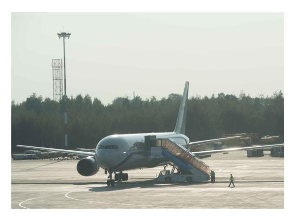 В Пулково не заводился самолет рейса Петербург — Москва, часть пассажиров отказалась от полета