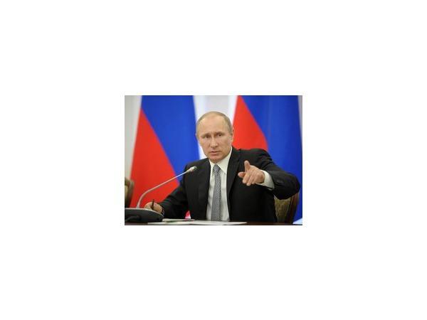 Путин искупал депутатов в Черном море
