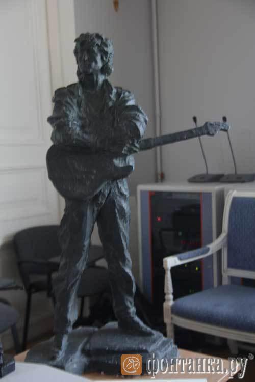Скульптор Матвей Макушкин