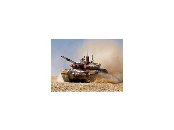 Танкисты ЗВО стали лучшими в танковом биатлоне
