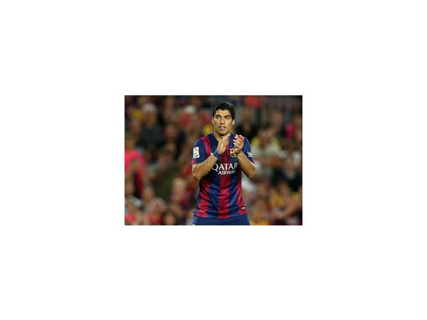 Стала известна стоимость трансфера нового игрока «Барселоны» Луиса Суареса