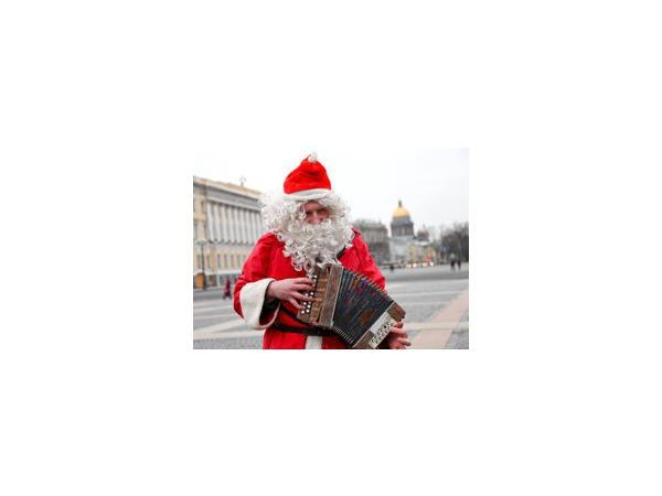В начале 2015 года россияне смогут отдохнуть с 1 по 11 января