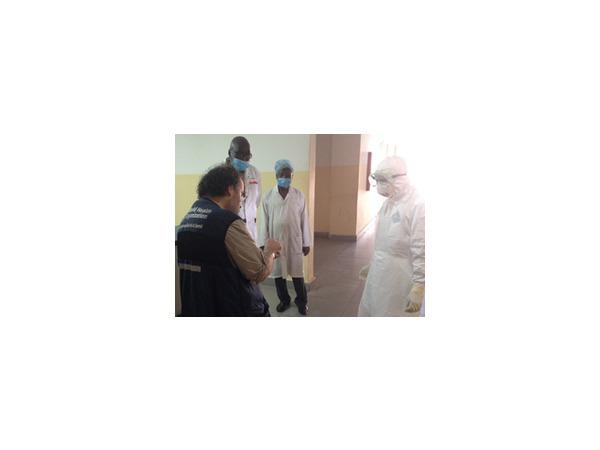В России не подтвердились случаи заражения лихорадкой Эбола