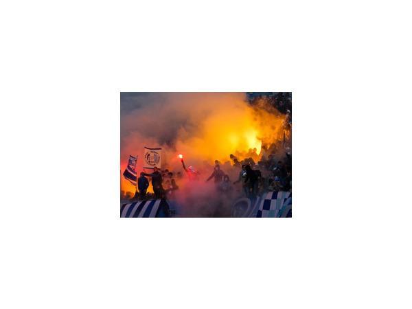 «Зенит» приготовил на «Петровском» защиту от буйства фанатов