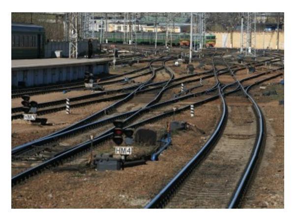 Из-за технических проблем в Петербург опоздали семь электричек