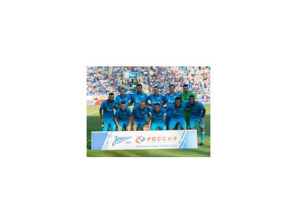 Во втором матче с АЕЛ «Зенит» забил 3 гола