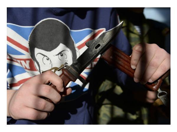 Пять человек пострадали в результате поножовщины у клуба «Космонавт» в Петербурге