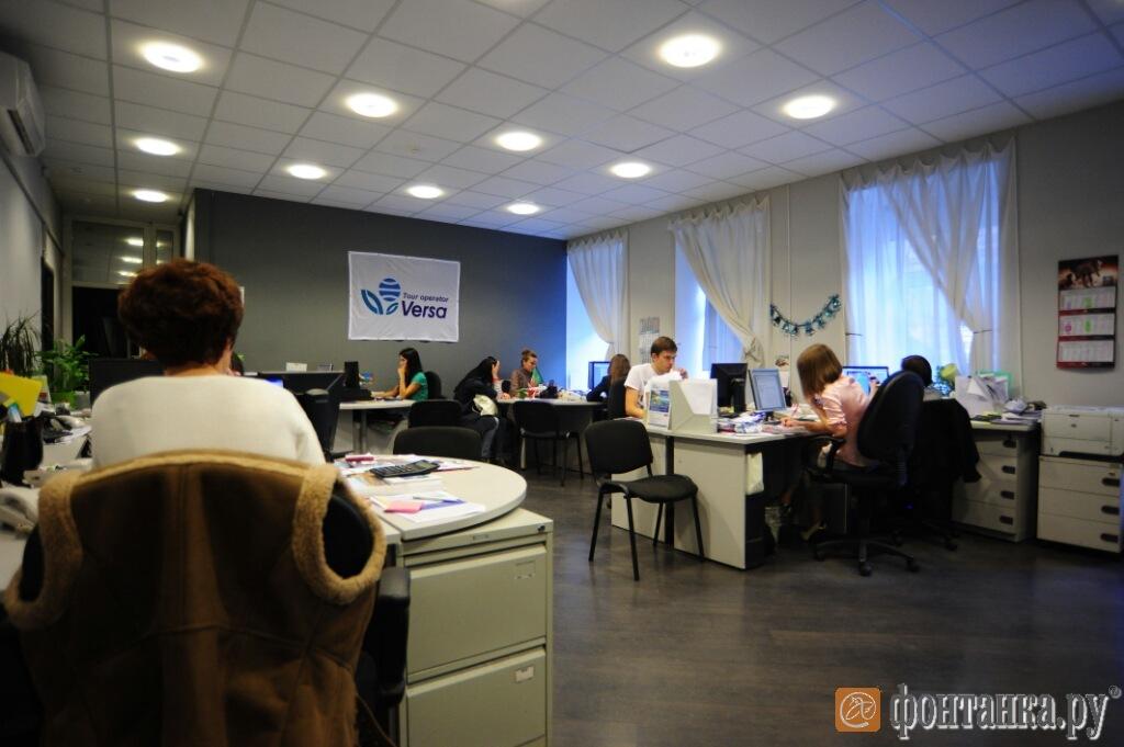 Клиенты в офисе на 2-ой Советской