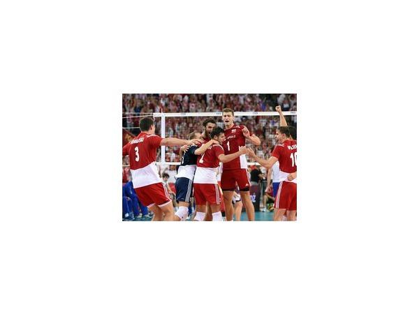 Результат матча по волейболу Россия - Польша 18.09.14 года позволил россиянам сражаться лишь за пятое место с Ираном