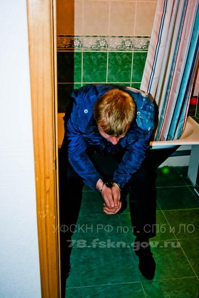 Фото с сайта УФСКН по Петербургу и Ленобласти