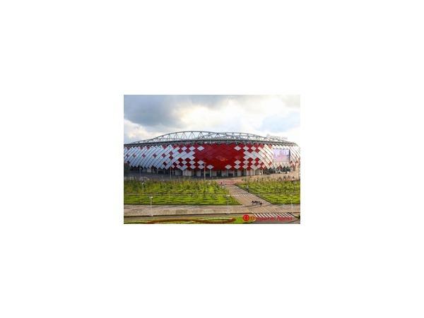 В 19:00 на стадионе «Открытие-Арена» начнется матч «Спартак» - «Црвена Звезда»