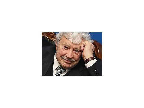 В Вильнюсе скончался народный артист СССР Донатас Банионис