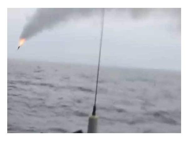 """Украинские ВМС отметились на """"натовских"""" учениях Sea Breeze неудачным пуском ракеты"""