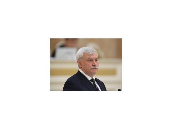 Полтавченко создал суперкомитет по имуществу