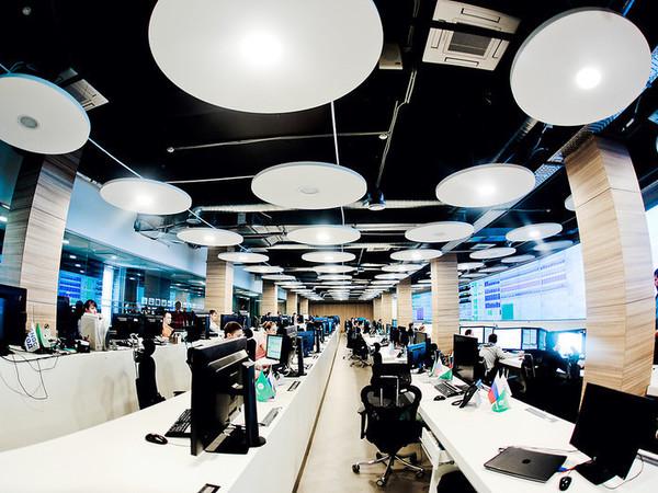 «Офис недели»: Как «Мегафон» управляет полетами сети с Васильевского острова