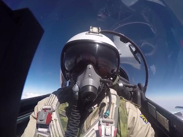 Министерство обороны показало будни авиации в Сирии