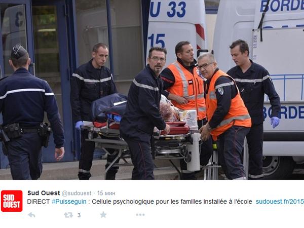 Авария на юго-западе Франции: уже несколько десятков жертв