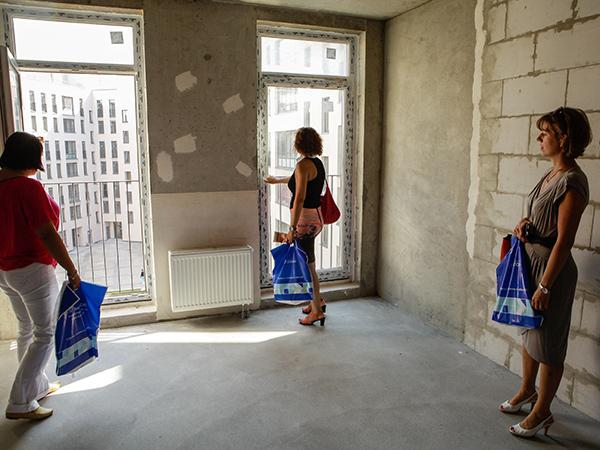 Рынок новостроек в Петербурге делают женщины