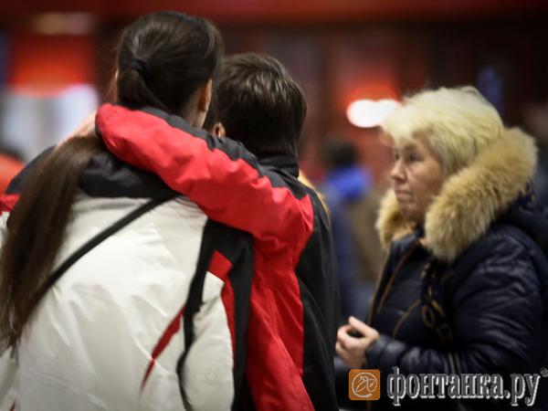 В Пулково собираются родственники пассажиров рейса 9268
