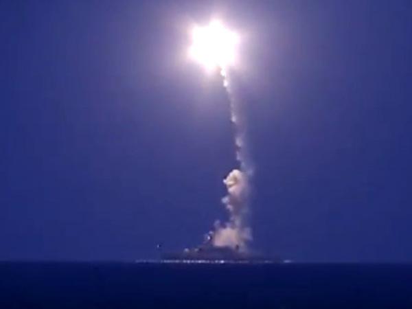 Минобороны: С Каспия выпустили 26 ракет по ИГ