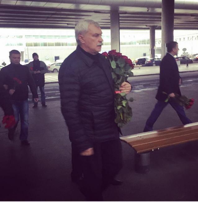 Фото из инстаграмма пресс-секретаря губернатора Андрея Кибитова