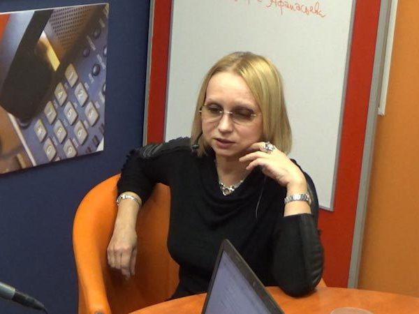 "[Фонтанка.Офис]: Ирина Мазуркевич о секрете ""вечной молодости"""
