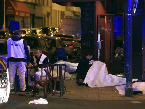 Париж: в трех шагах от Третьей мировой?